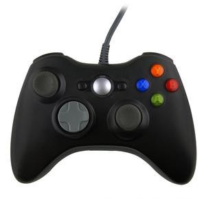 Manette filaire compatible Xbox 360