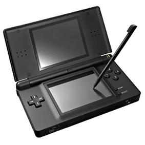 Coque Nintendo DS Lite Noire (Shock)