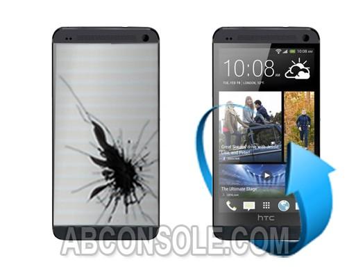 Remplacement écran HTC One M8