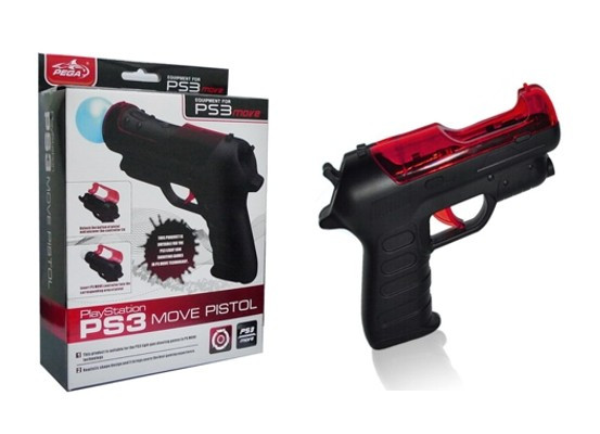 Pistolet PS3 move