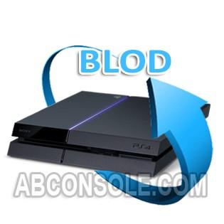 Réparation panne  BLOD PS4