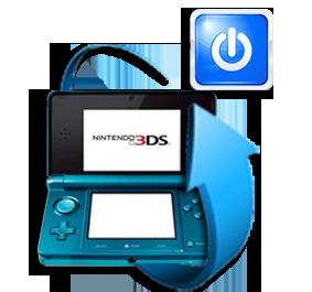 Réparation allumage Nintendo 3DS