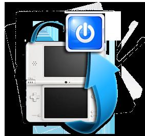 Réparation allumage Nintendo DSi XL