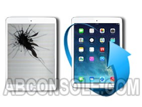 Remplacement écran LCD iPad Air