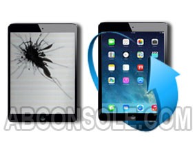 Remplacement bloc ecran iPad Air 2 Noir