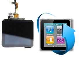 Remplacement écran Ipod Nano 6