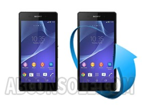 Remplacement écran Sony Xperia Z2