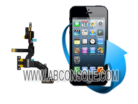 Remplacement caméra avant Iphone 5