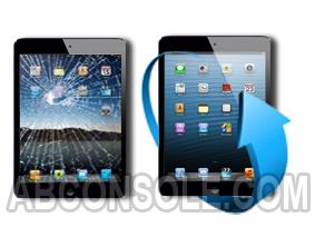 Remplacement vitre tactile iPad mini 3 (Noir)