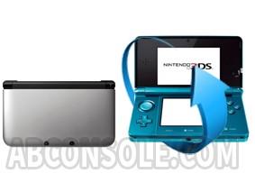 Remplacement Coque Nintendo 3DS XL