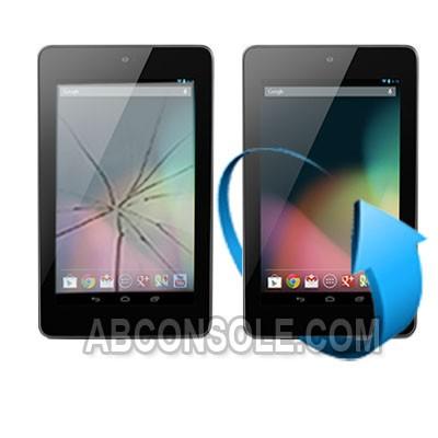 Remplacement écran Google Nexus 7 Ver 2013