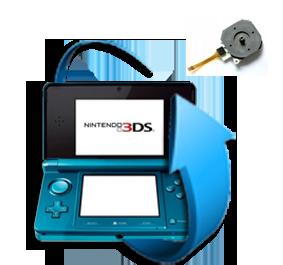 Remplacement stick analogique Nintendo 3DS XL