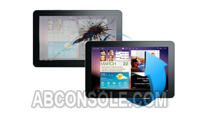 "Remplacement vitre tactile + LCD Samsung Galaxy Tab 3 10.1"" (P5200)"