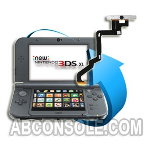Remplacement camera Nintendo New 3DS XL