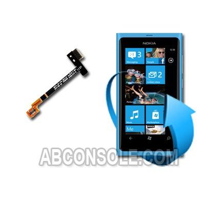 Remplacement nappe capteur de proximité Nokia Lumia 800