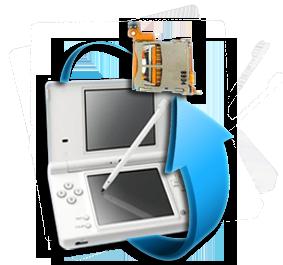 Remplacement Port SD et touches L et R Nintendo DSi