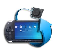 Remplacement Stick analogique PSP 1000