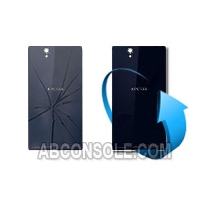 Remplacement vitre arrière Sony Xperia Z3 (L55T)