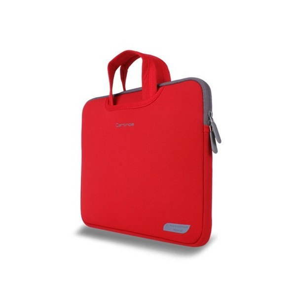 Sacoche de transport Macbook Pro 13 (rouge)