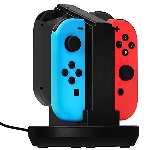 Station de charge pour Joy-Con Nintendo Switch