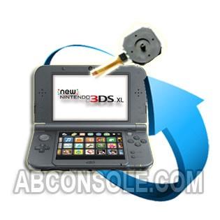 Remplacement stick analogique Nintendo New 3DS XL