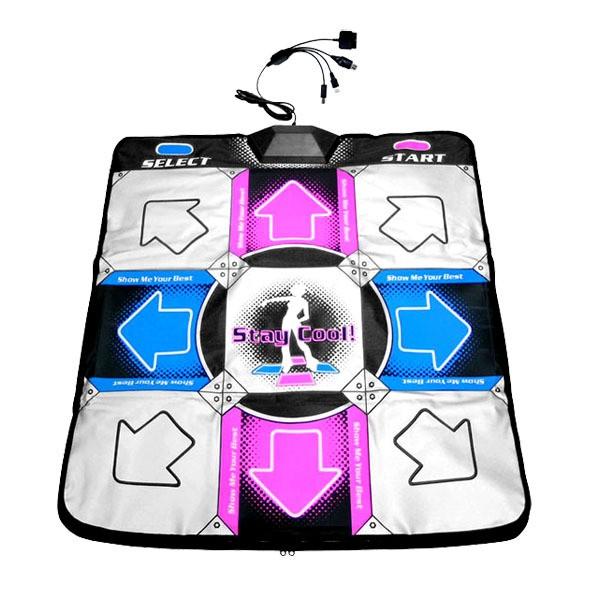 tapis de danse universel deluxe pc ps2 ps3 xbox x360 gc wii