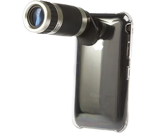 Téléscope 6X pour Iphone 3G et 3GS