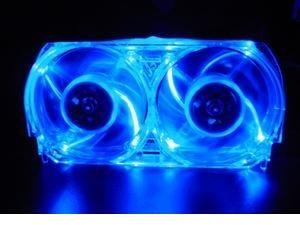 Ventilateur whisper Bleu Xbox 360