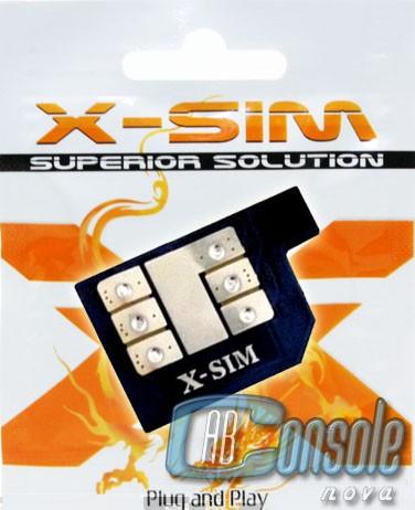 X sim iphone 4S