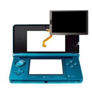 Remplacement écran LCD Nintendo 3DS XL (Haut)