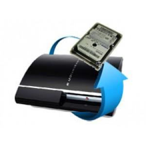 Remplacement disque dur 500 Go PS3