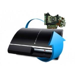 Remplacement lentille PS3 Fat