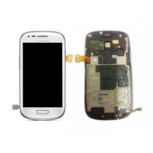 Ecran Samsung Galaxy S3 Mini blanc (i8190)