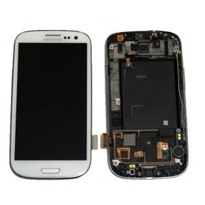 Ecran samsung Galaxy S3 Blanc (i9300/ i9305)