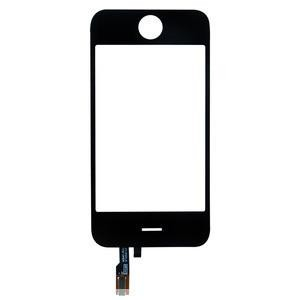 Vitre tactile Iphone 3GS (noire)