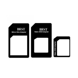 Adaptateur nano sim Iphone 5