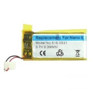 Batterie iPod Nano 6
