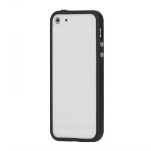 Bumper pour iphone 5 (noire)