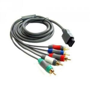Cable vidéo component Wii