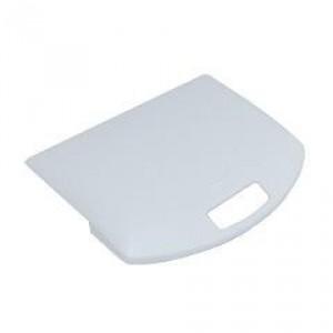Cache batterie PSP Slim blanc
