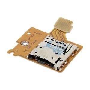 Port micro SD Nintendo Switch