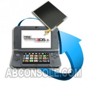 Remplacement écran LCD Nintendo New 3DS XL (Bas)