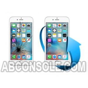 Remplacement écran iPhone 6S blanc