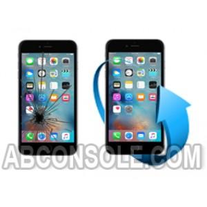 Remplacement écran iPhone 6S noir