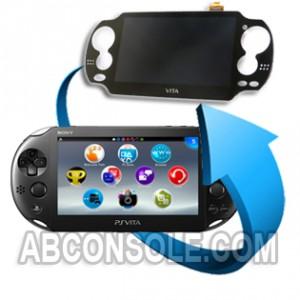Remplacement bloc écran PS Vita 2