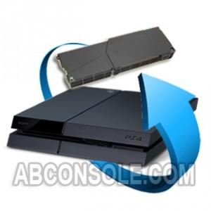 Remplacement bloc alimentation PS4 Slim