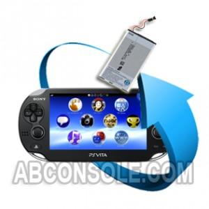 Remplacement batterie PS Vita