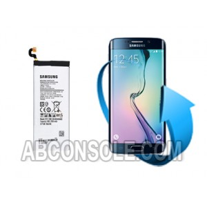 Remplacement batterie Samsung Galaxy S6 EDGE / EDGE+