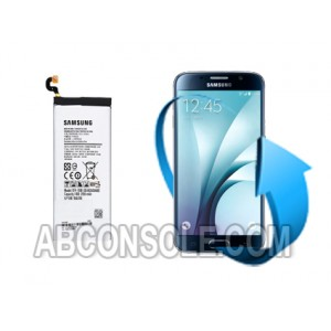 Remplacement batterie Samsung Galaxy S6 (G920)