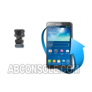 Remplacement caméra arrière Samsung Galaxy note 4